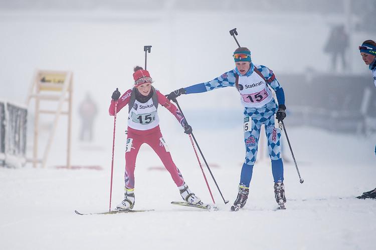 Tori Angell og Andrine �verland Hatling
