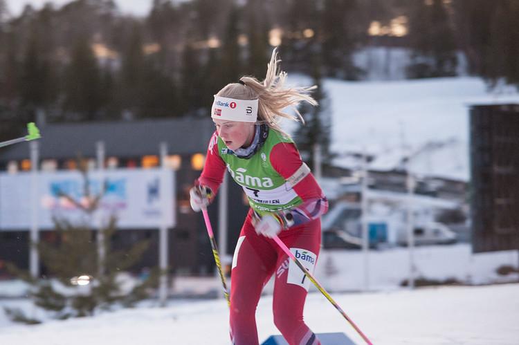 Mari Grøtli Svergja